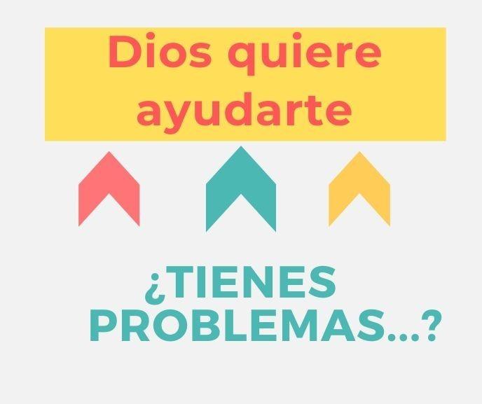 ¿Tienes Problemas?